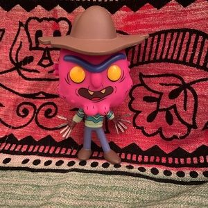 Rick & Morty Scary Terry POP!